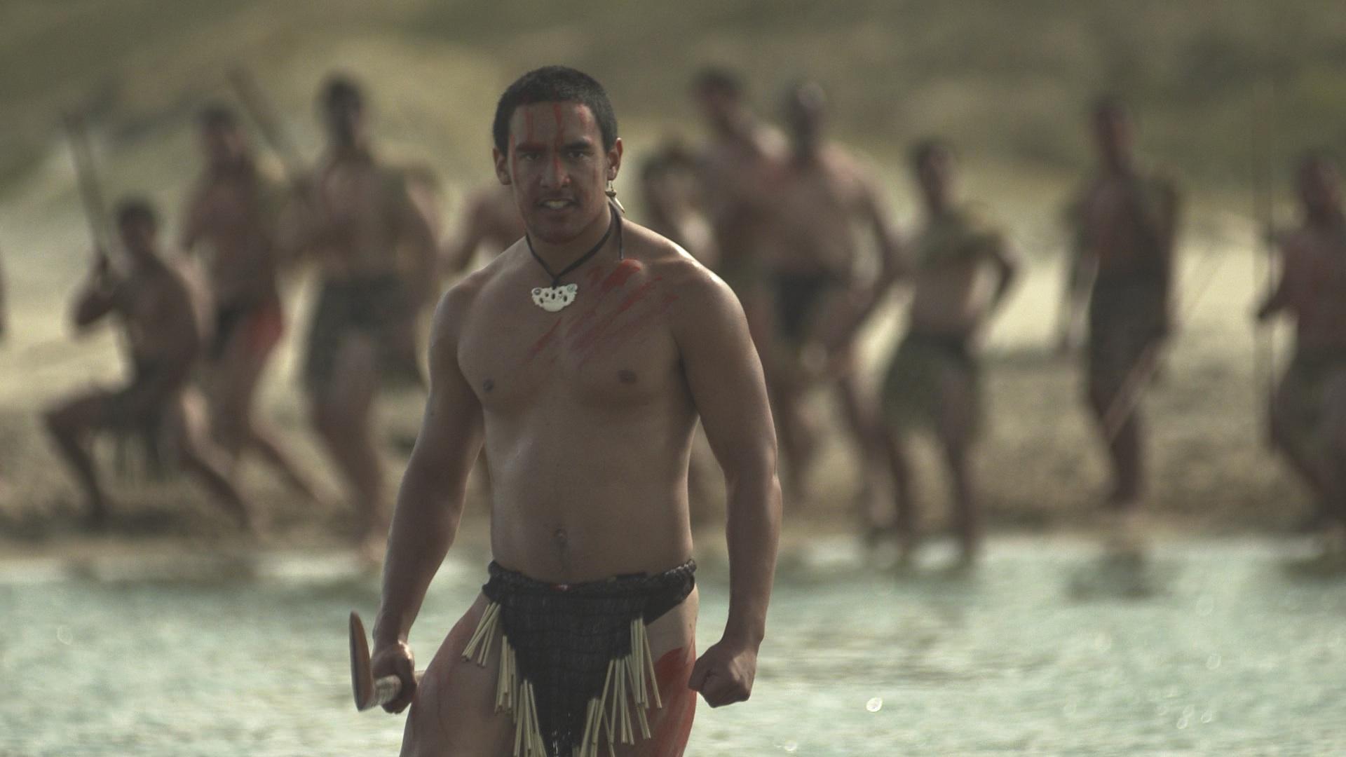"""L'excellent court métrage polynésien """"Tupaia"""" est également en compétition."""