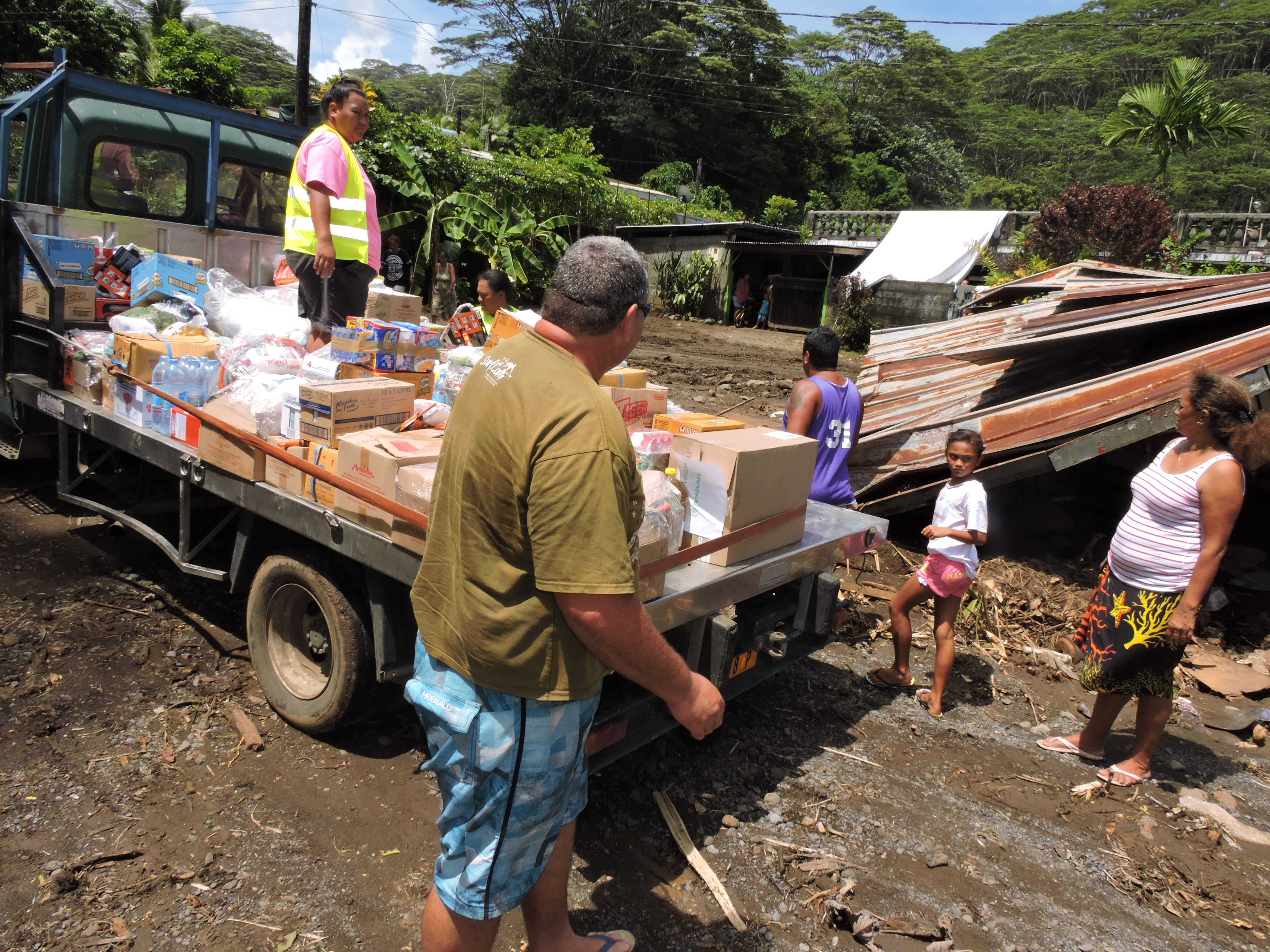 La récolte aura lieu, ce samedi de 9 heures à 18 heures dans les magasins Carrefour et Champion de Tahiti