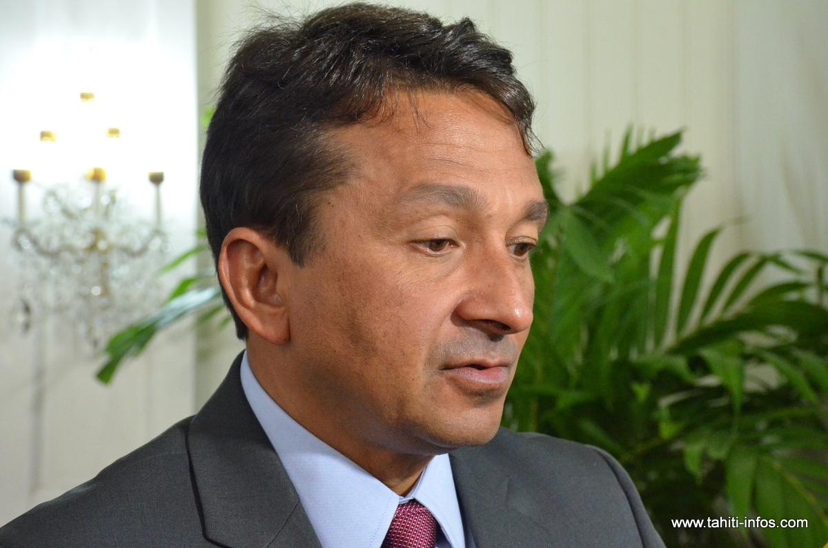 Nuihau Laurey a annoncé mercredi la présentation prochaine d'un projet de loi définissant le statut de fondation en Polynésie française.