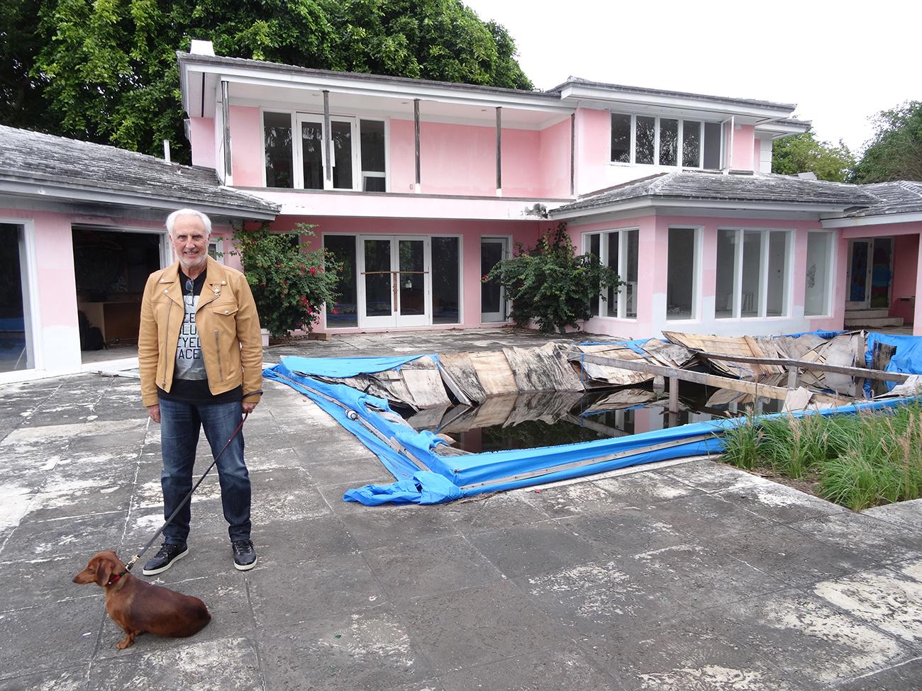 Etats-Unis : le propriétaire d'une villa de Pablo Escobar la démolit pour trouver de l'argent