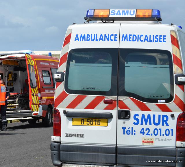 Un dépassement dangereux fait quatre blessés dans un accident à Moorea