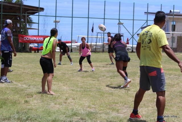 """Rugby: les vieilles pompes organisent un tournoi de """"touch rugby"""""""