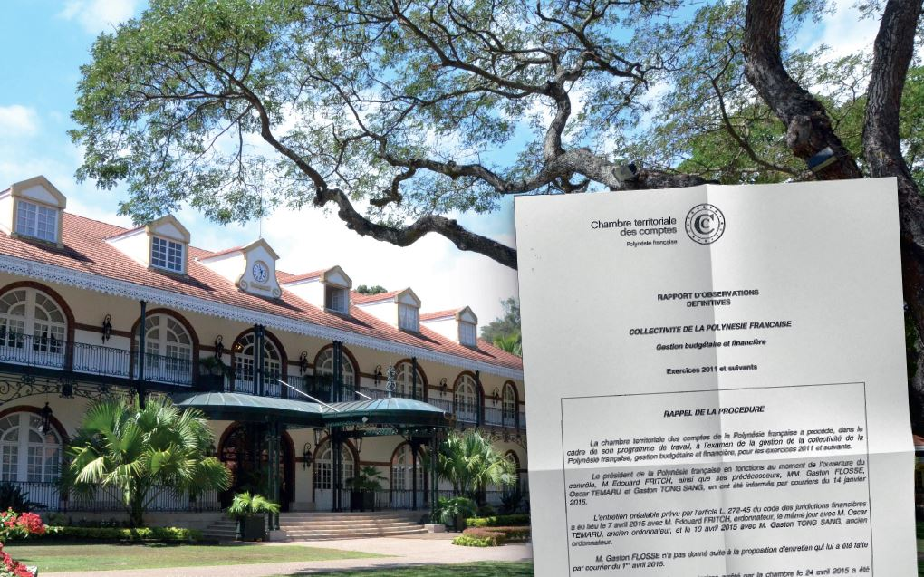 La gestion du Pays de 2011 à fin 2015 a été étudiée dans le détail par la Chambre territoriale des comptes.