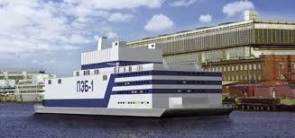 La Chine va construire des centrales nucléaires flottantes