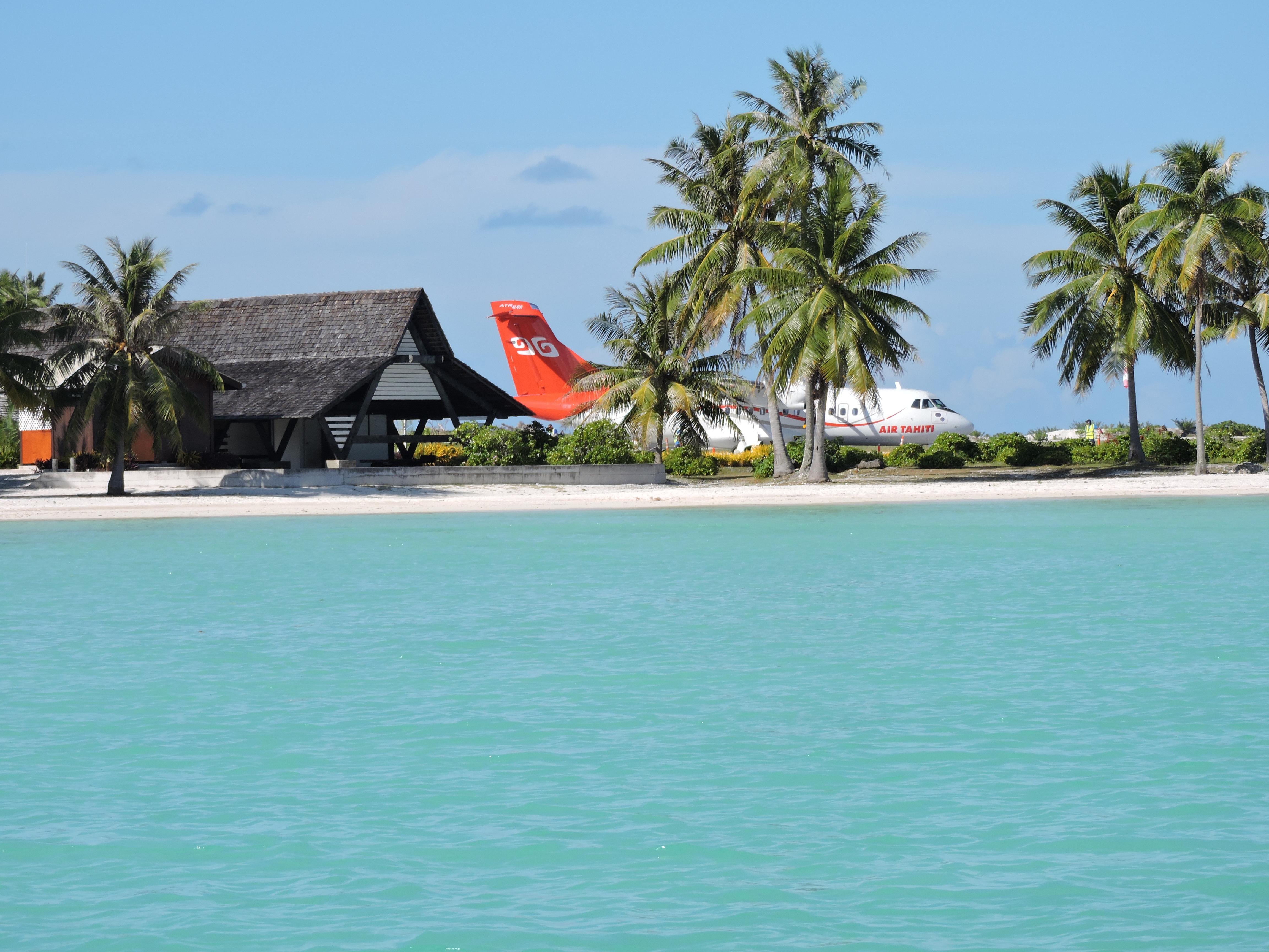 Acheter son billet pour les îles avec Air France ou ATN : mode d'emploi