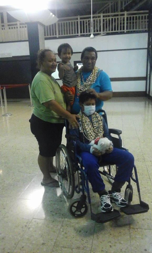 Jacob a 11 ans et  est en CM2 à l'école de Pina'i, à Papeete.