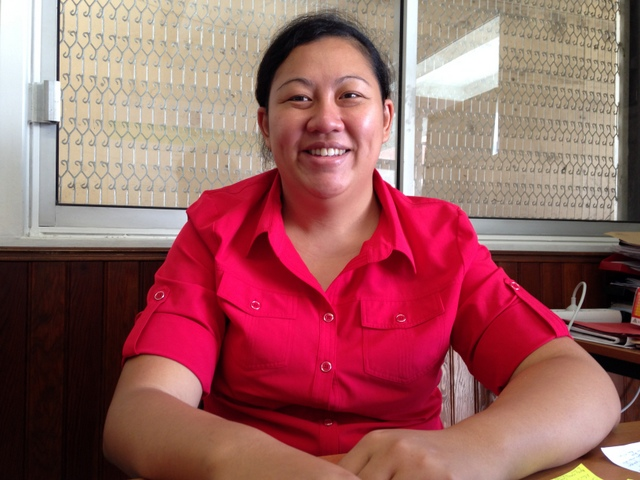 Terai Tarahu, jeune entrepreneur ambitieux