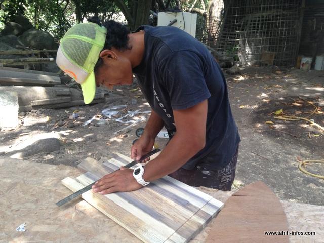 Terai a déjà vendu plus d'une centaine de rames sur le fenua.