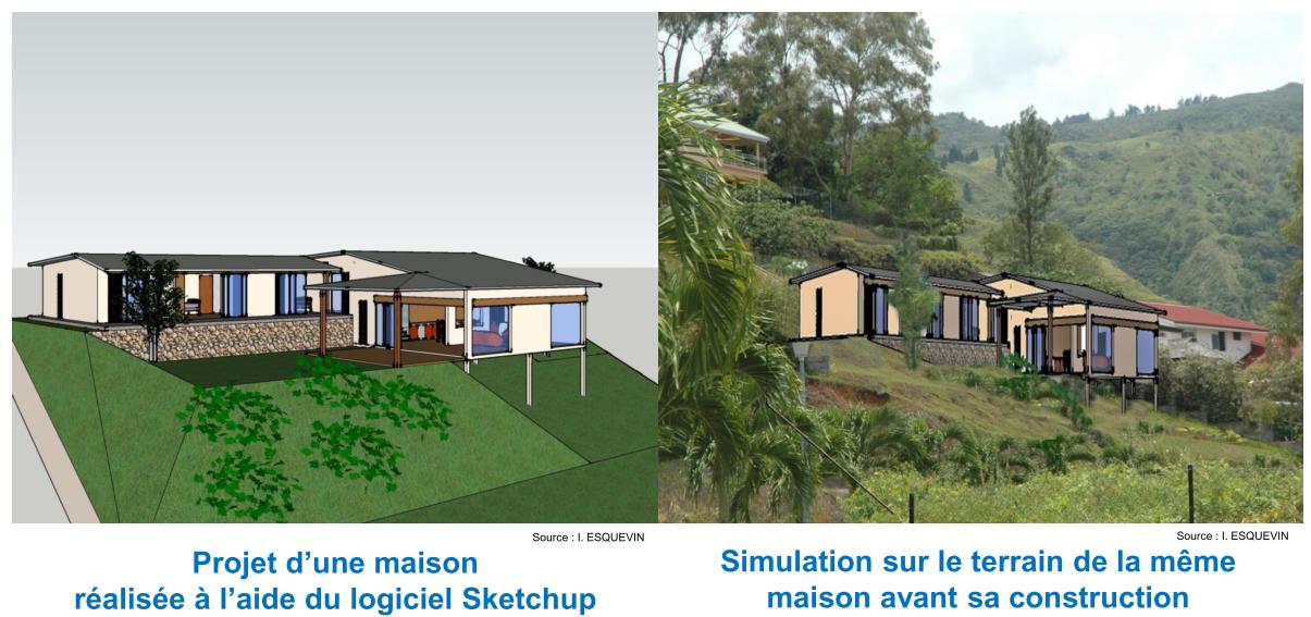 Les esquisses 3D sont des outils d'aide à la décision pour les acteurs (collectivités locales, territoriales, promoteurs… et usagers) des territoires (urbains, ruraux, périurbains, littoraux…).