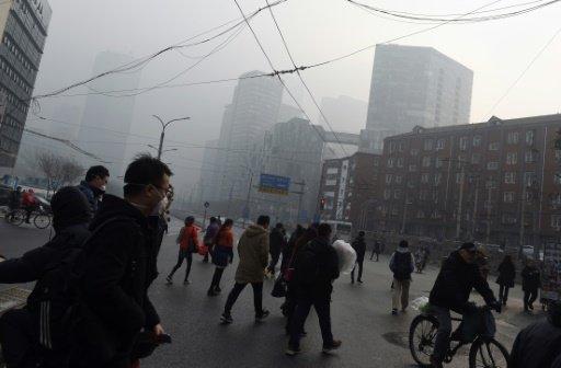 Chine: une start-up veut révolutionner le contrôle mondial de la pollution