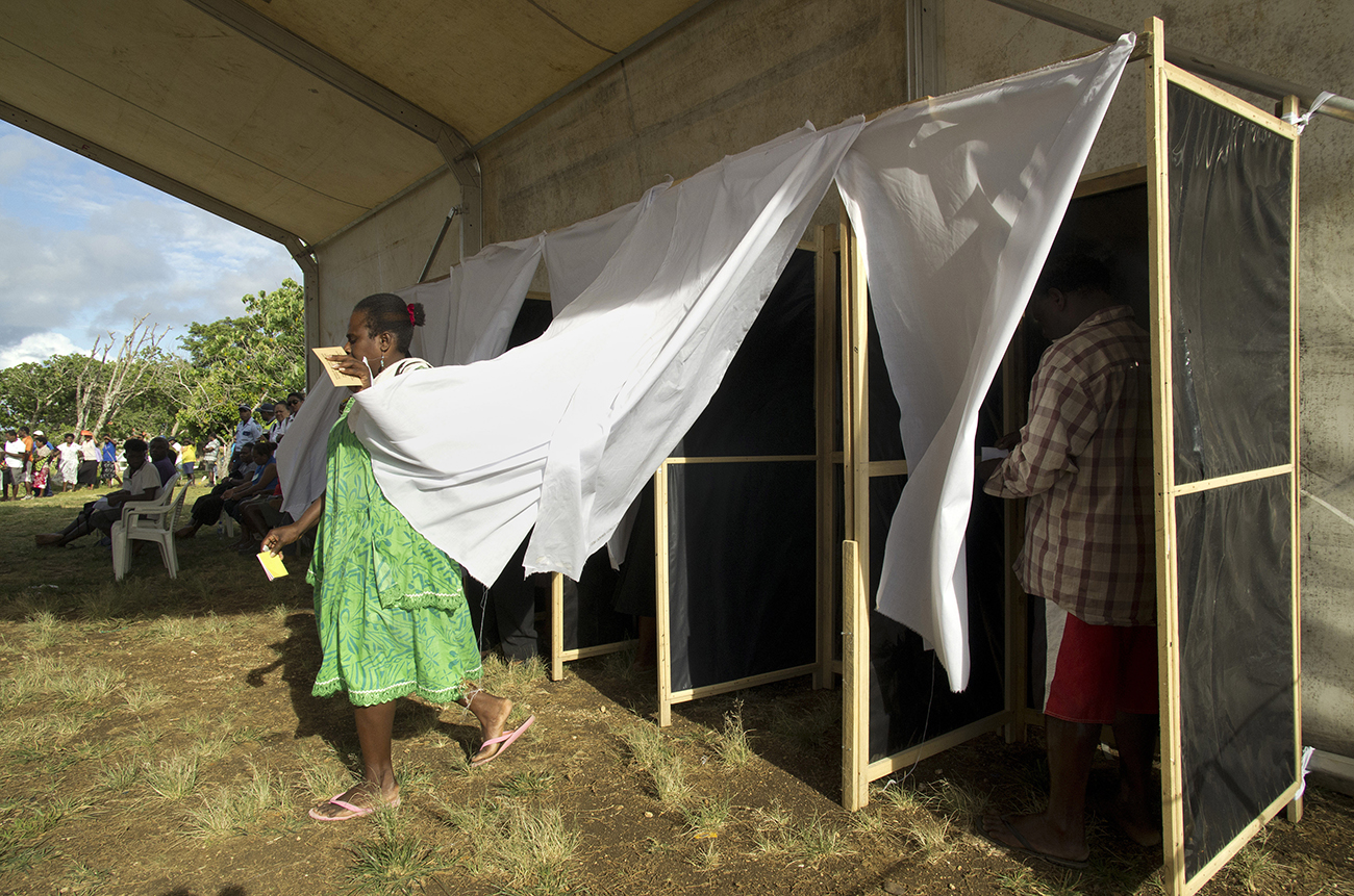 Vanuatu : Les résultats officiels des législatives confirment l'atomisation du Parlement