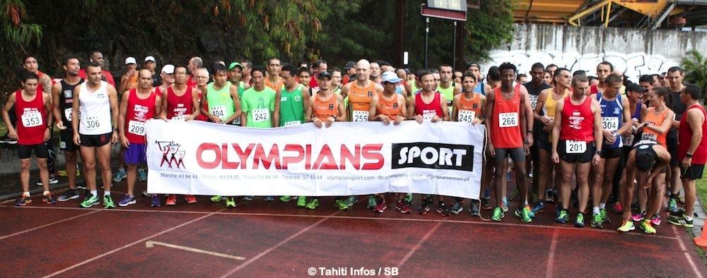 Course à pied – Championnat de Polynésie du 10km : Cédric Wane gagne au sprint, Teiva Izal 4e