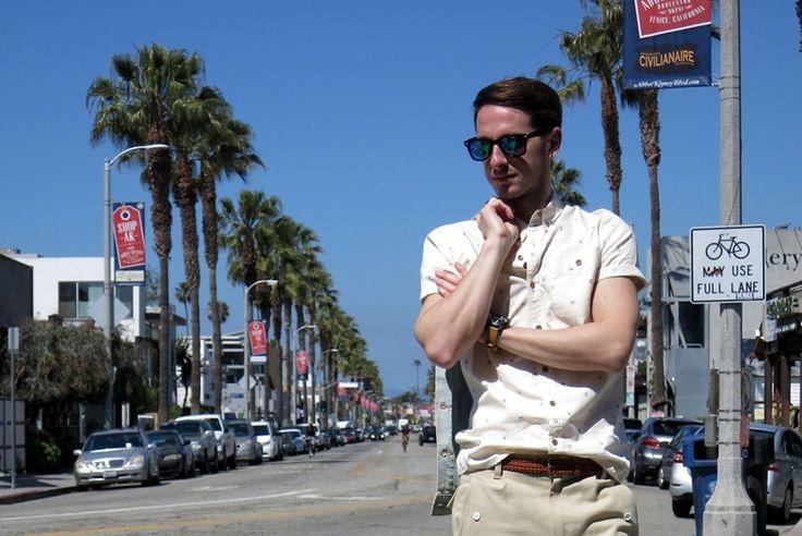 Los Angeles, l'icône cool d'un nouveau chic dans la mode masculine