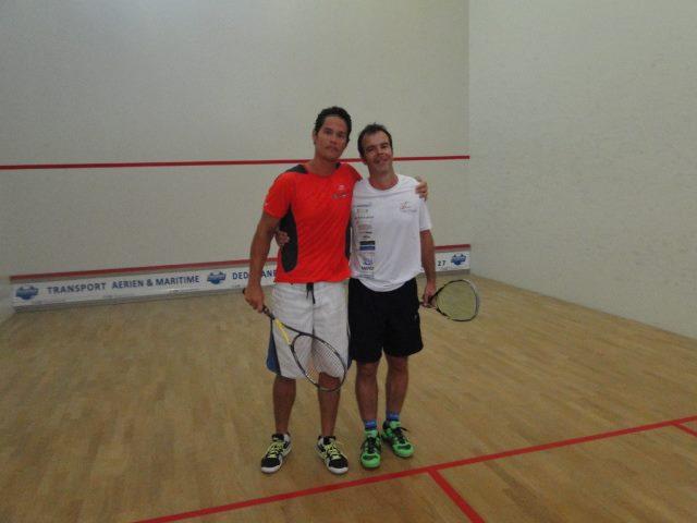 Squash : Une rentrée victorieuse pour Ridge et Heimana Chung