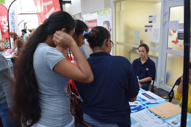 Chaque année plus d'un millier d'étudiants (mais pas seulement, car le forum est ouvert à tous) participent à cet événement. 35 entreprises de Polynésie représentant 13 secteurs d'activités seront là les 10 et 11 février pour répondre aux questions et participer aux ateliers.