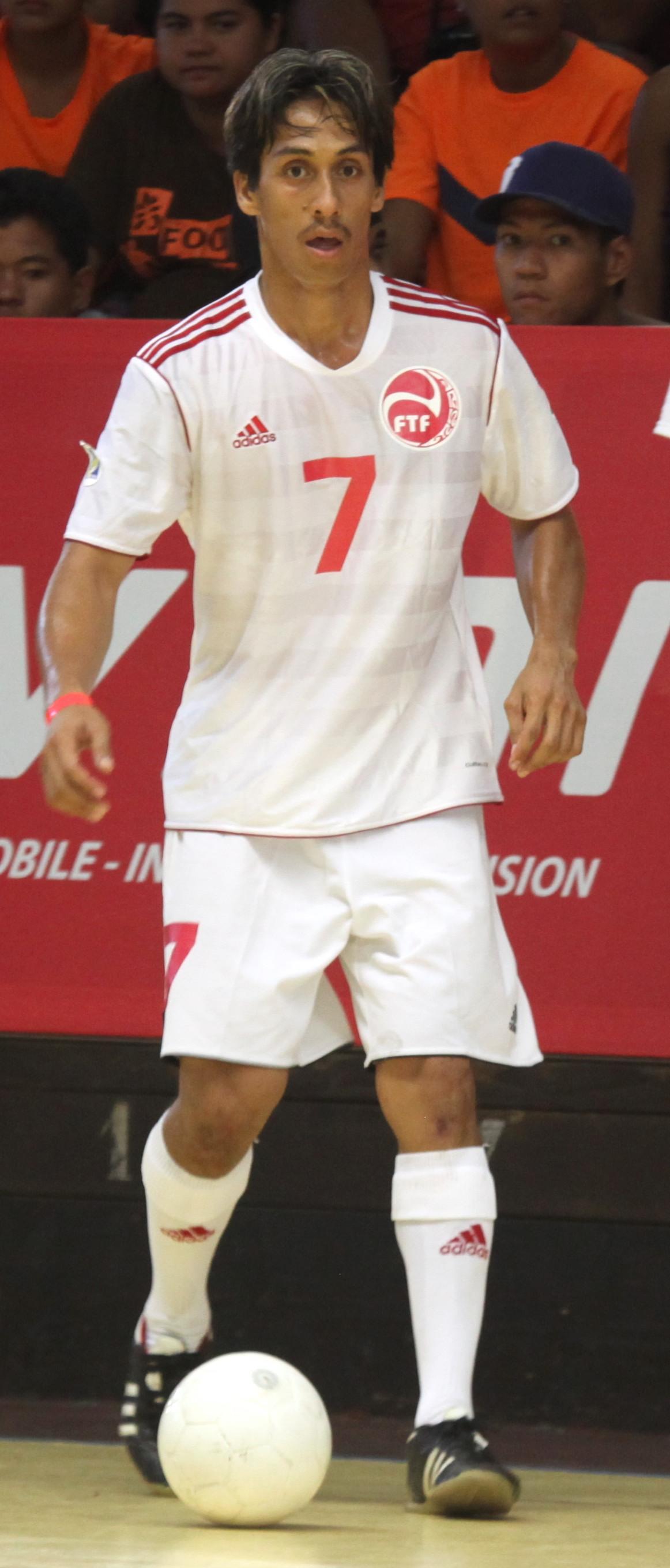 Jacob Tutavae, lest passé du rôle de capitaine au rôle de sélectionneur