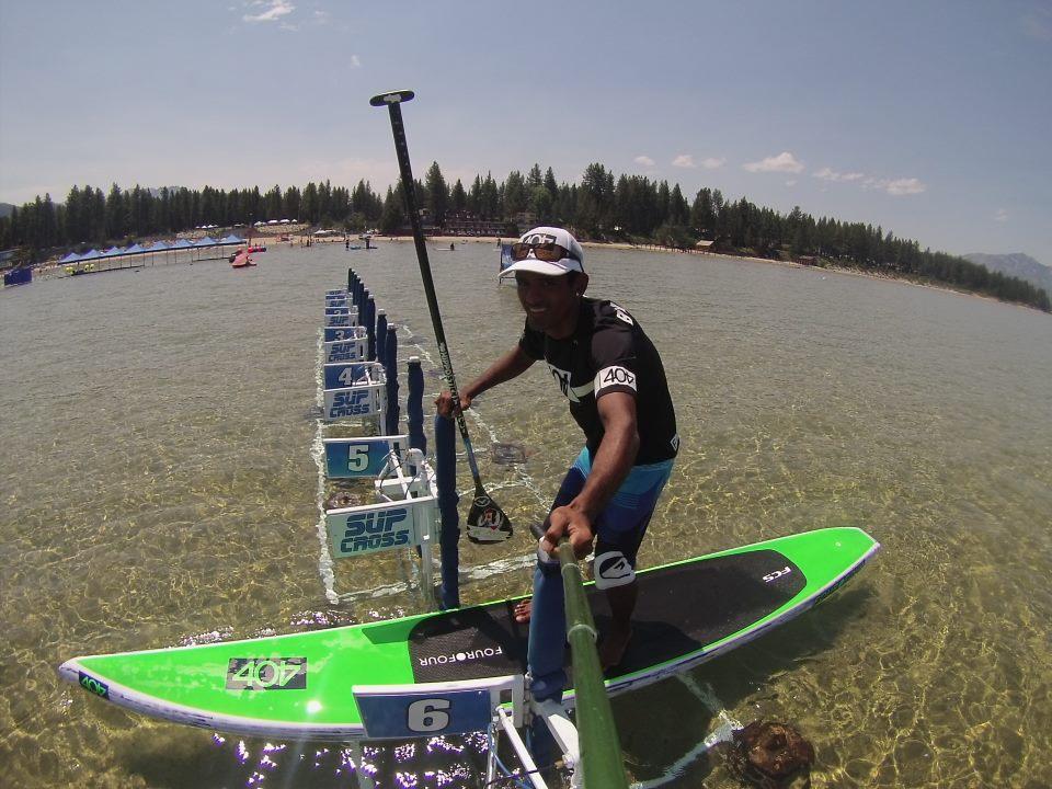 SUP Race : Niuhiti Buillard, l'outsider devenu champion
