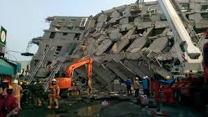 Séisme à Taïwan: 3 morts dans l'effondrement d'un immeuble