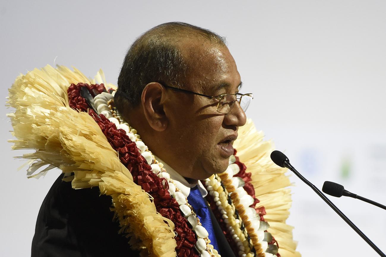 El Niño : les îles Marshall déclenchent un état d'urgence