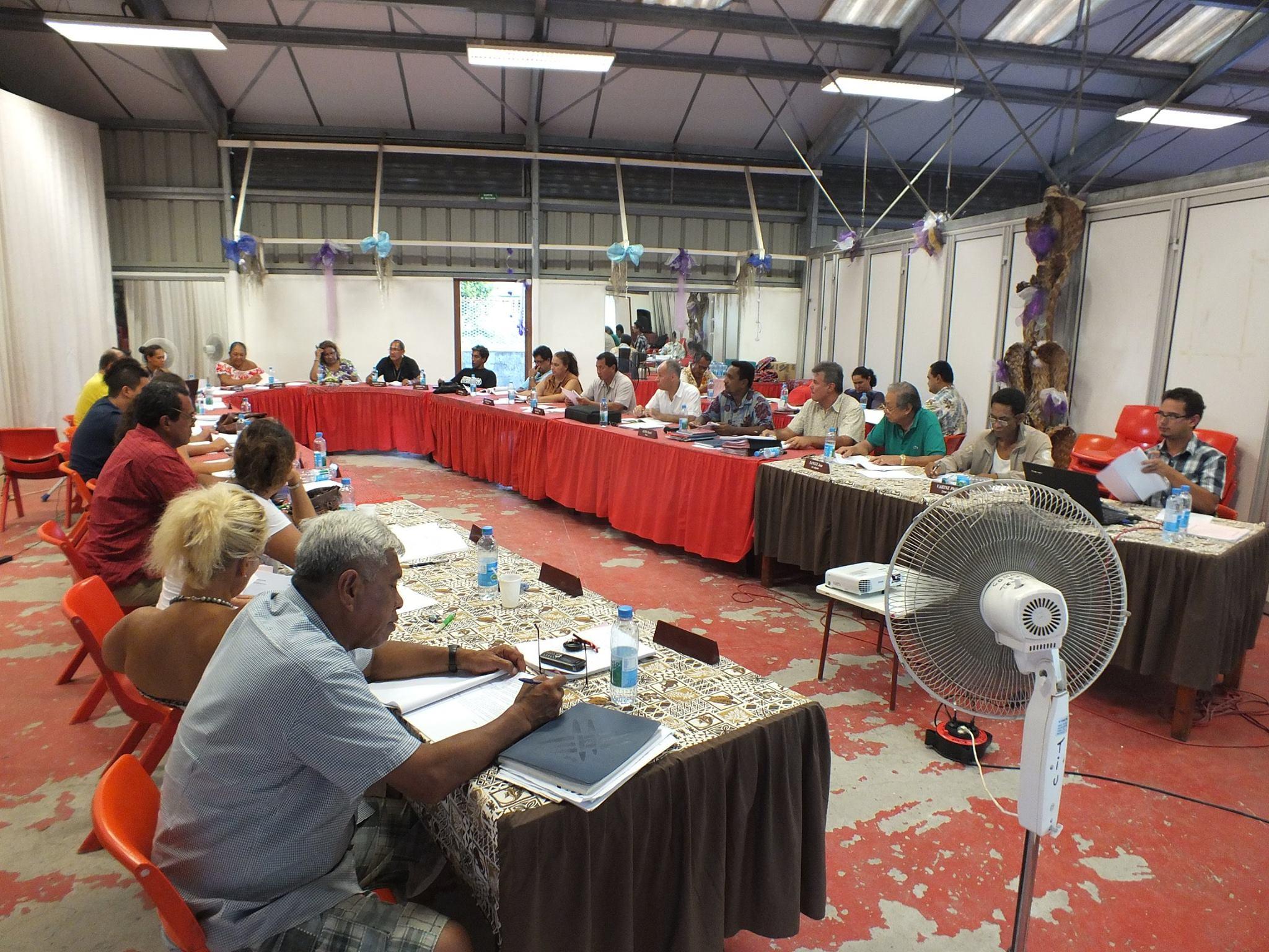 Teva i Uta : Le budget de 2016 est excédentaire