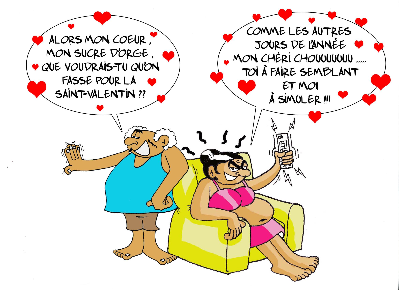"""La Saint-Valentin"" par Munoz"