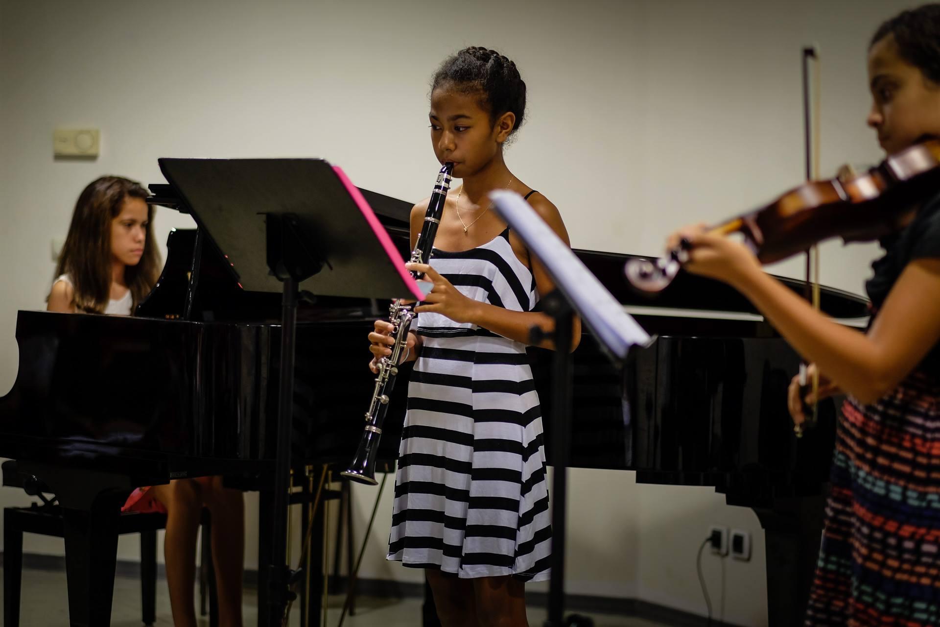 Les jeunes musiciens du Conservatoire vous convient samedi à un voyage à destination de la musique française.