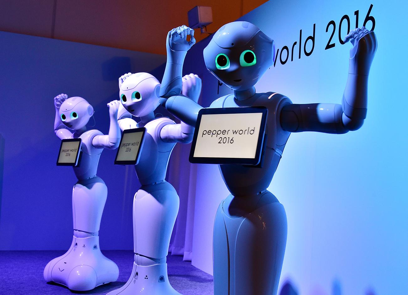 Les robots intelligents arrivent, menaçant des millions d'emplois