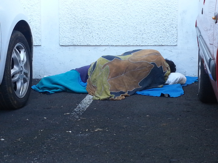 Evacuation de SDF, la ville de Papeete dément