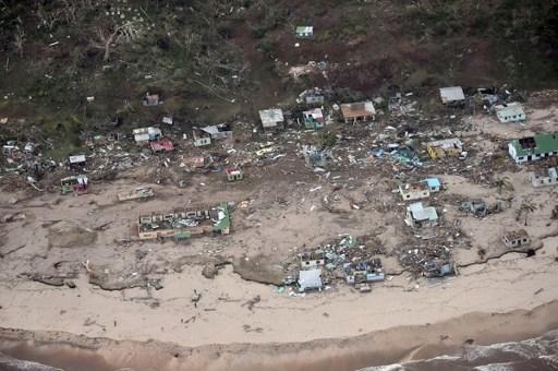 Le cyclone Winston a fait 17 morts à Fidji