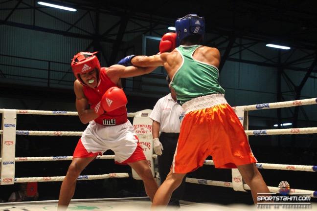 Boxe « Chpts de Polynésie cadets et Juniors » : Les meilleurs espoirs sacrés