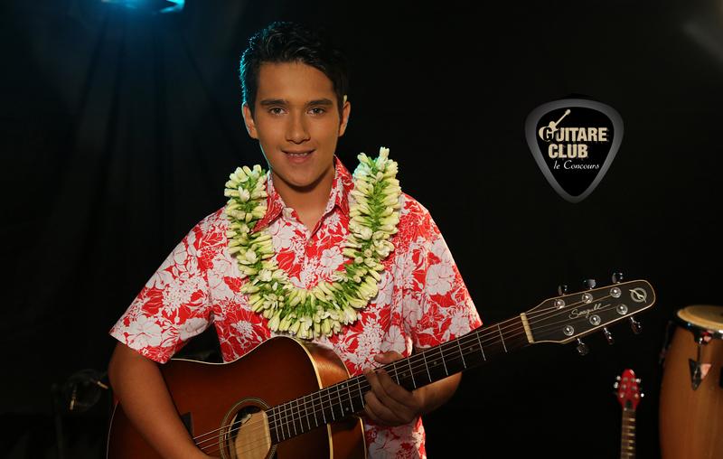 Guitare Club 2016 : les portraits des candidats N°3 et N°4
