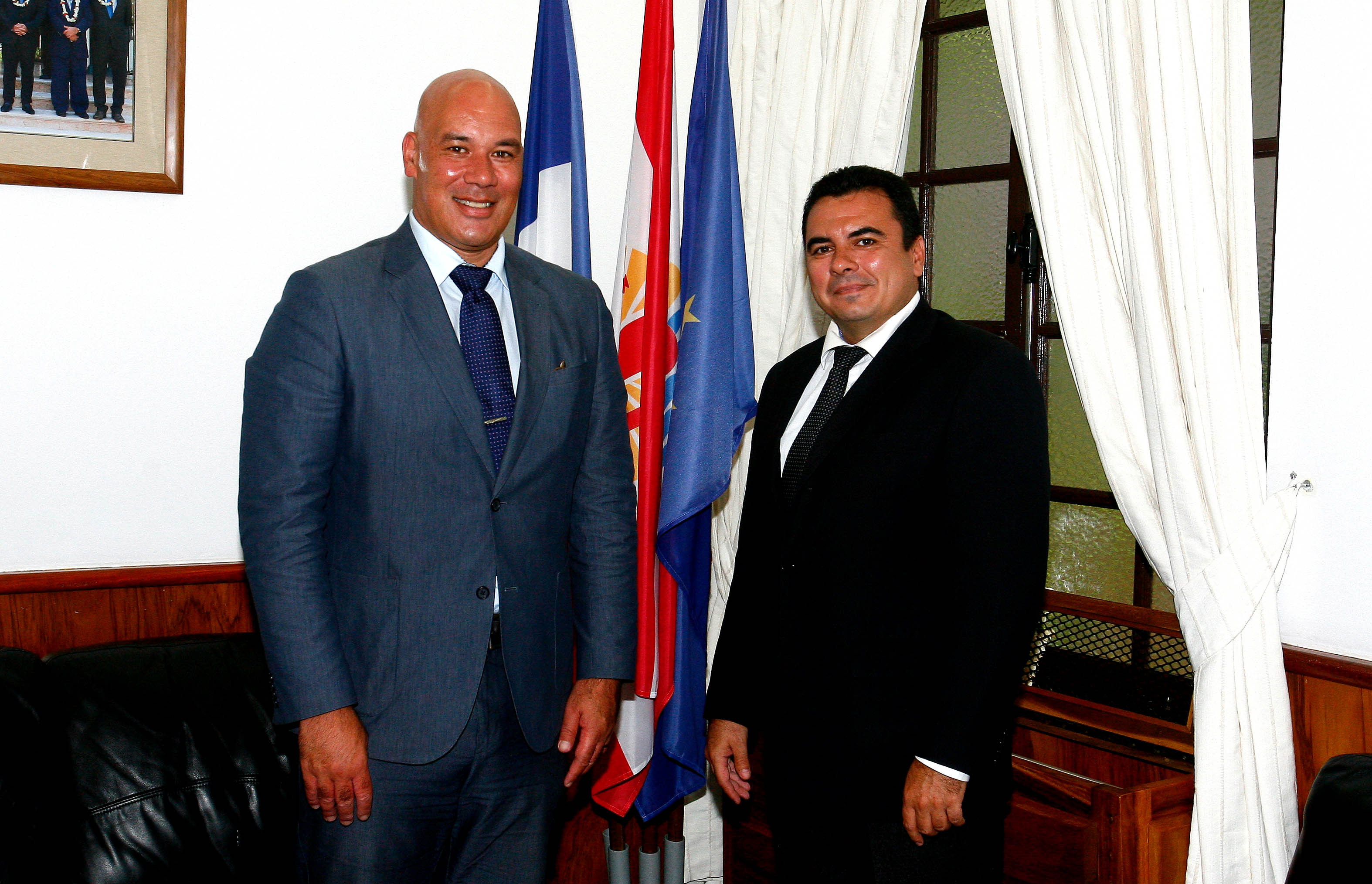 Visite de courtoisie du Consul général de Nouvelle-Zélande au ministère de la Relance économique