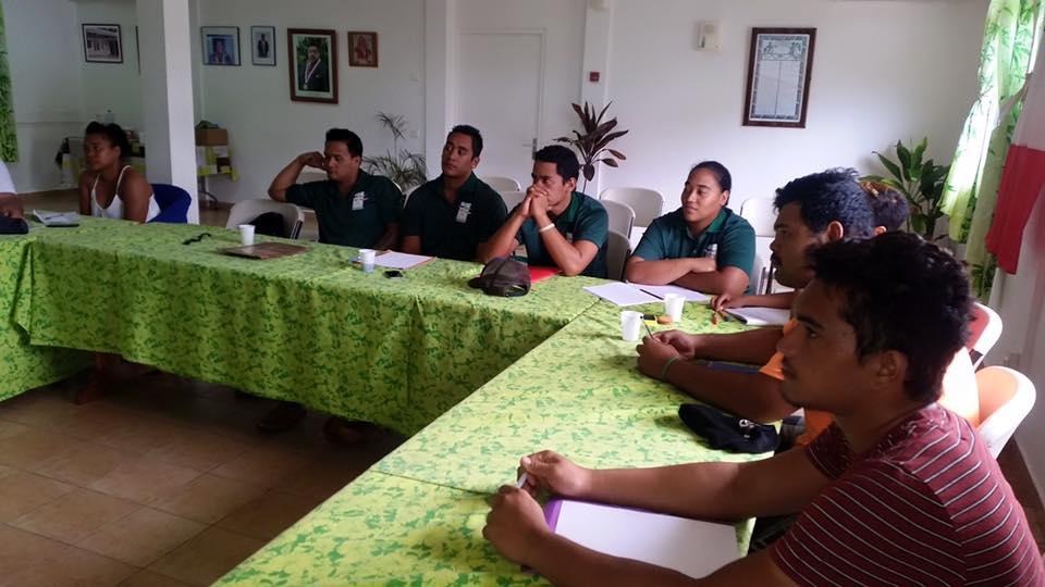 Mahina : Les jeunes du service civique sensibilisés aux enjeux de la citoyenneté et de la sécurité