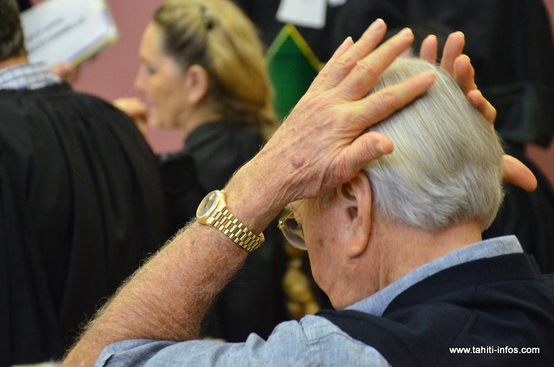 Flosse condamné en appel à une nouvelle peine d'inéligibilité dans l'affaire du SED
