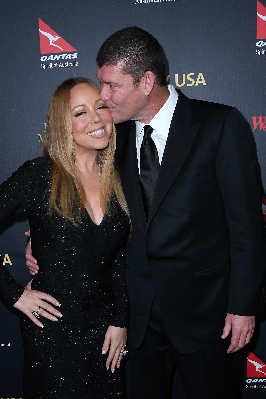 Mariah Carey veut se marier à Tahiti