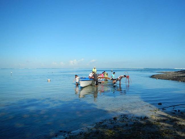A Punaauia, la pêche sera réglementée sur trois sites