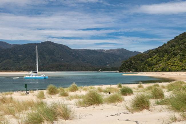 Le projet a attiré 40.000 dons pour un montant total de 2,3 millions de dollars néo-zélandais (1,4 million d'euros), soit la somme suffisante pour racheter cette propriété.