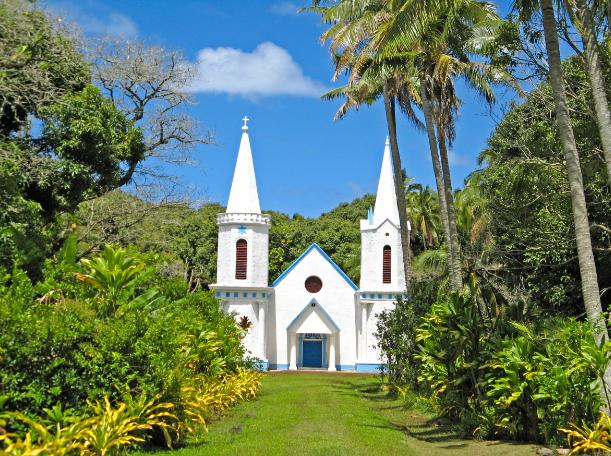 1 Église Notre Dame de Paix de Akamaru