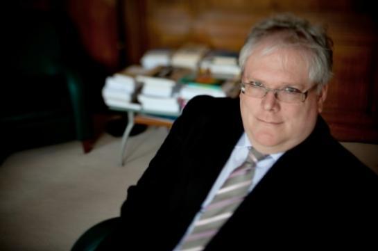 Le président du CNRS, Alain Fuchs le 28 janvier 2010 dans son bureau à Paris (AFP/MARTIN BUREAU)