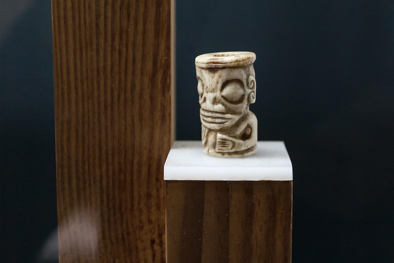 350 pièces mises à disposition pour l'exposition au musée du Quai Branly