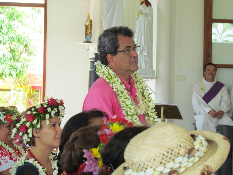 Le Président au rassemblement de l'Union des femmes catholiques samedi