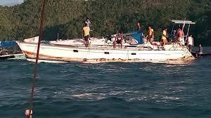 Philippines: un Allemand sur un yacht à la dérive mort de crise cardiaque