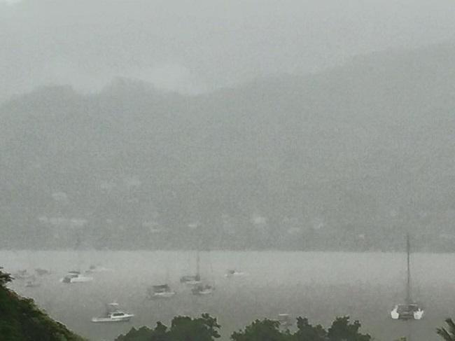 L'île de Ua Pou a subi d'importants dégâts suite aux fortes pluies du 14 janvier dernier.