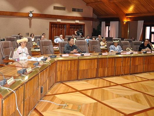 Le CESC a donné à l'unanimité de 24 voix un avis favorable au projet de loi du Pays relatif à la protection de 'l'entrepreneur individuel et du conjoint.