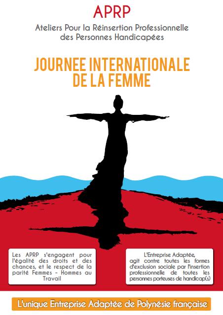 Journée internationale du 8 mars - Le combat des APRP contre la discrimination
