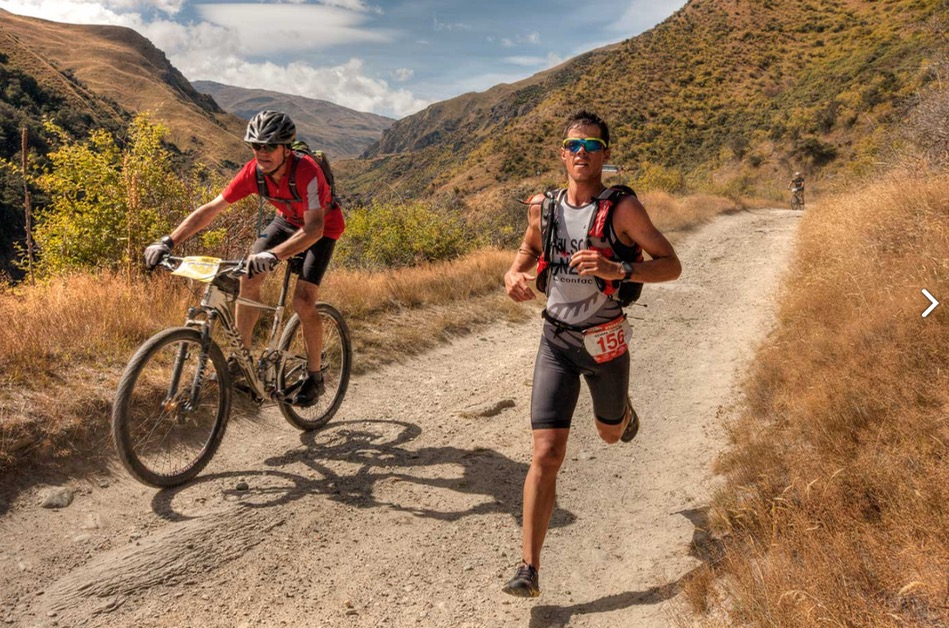 Le Xterra est la version nature du triathlon