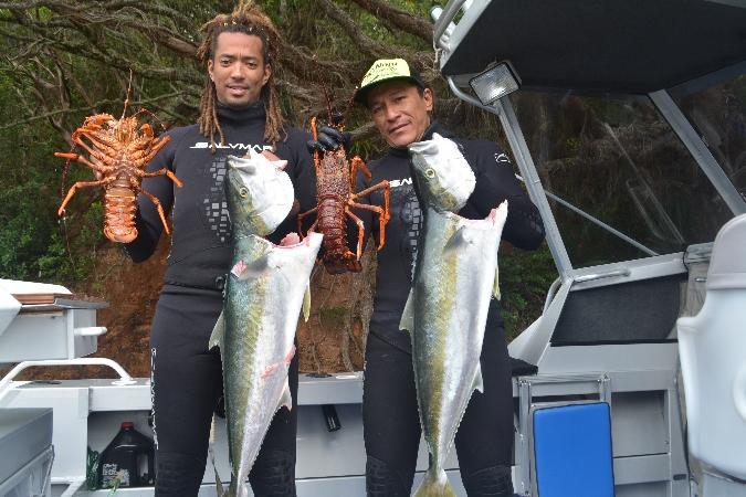 Pêche sous marine : Focus sur Rahiti Buchin, fine flèche de la sélection