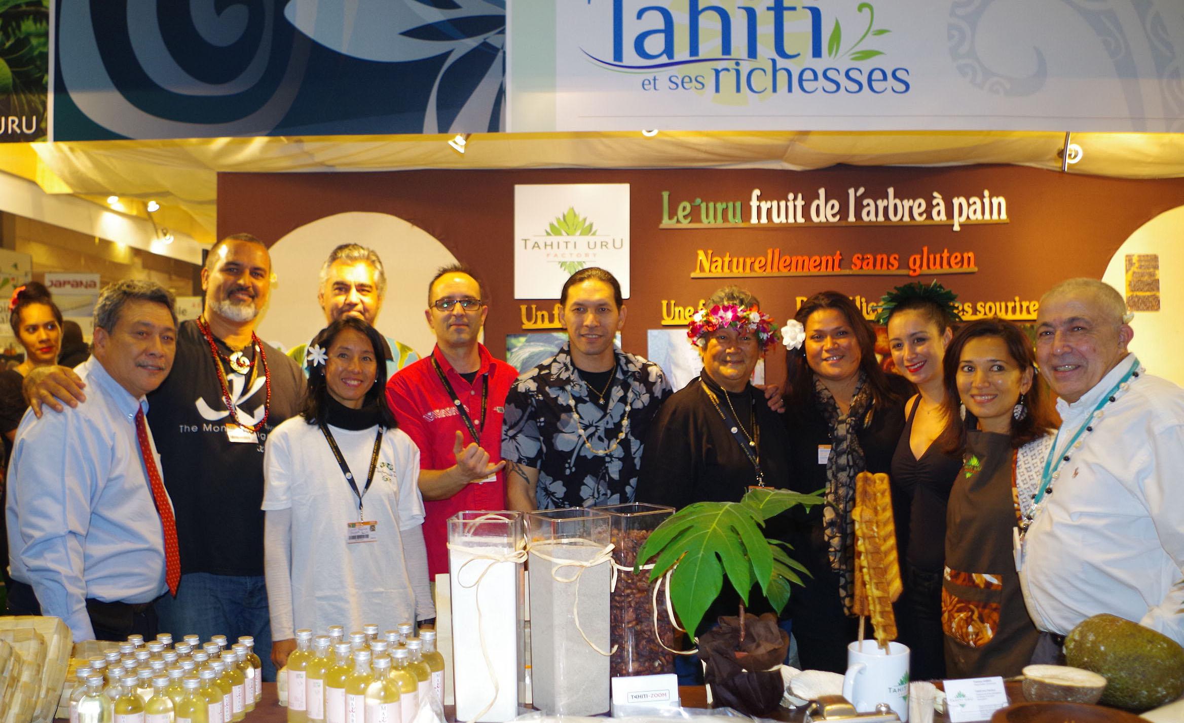 Bilan jugé positif pour la Polynésie française au Salon international de l'Agriculture
