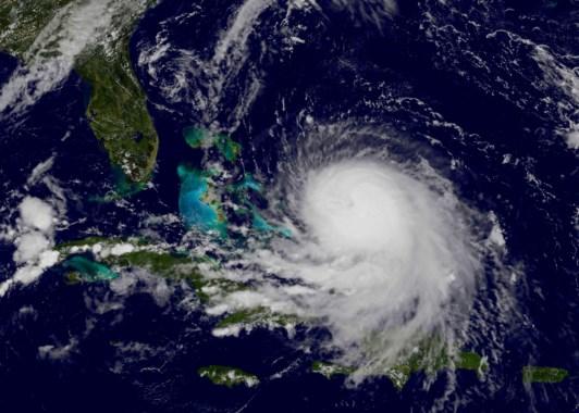Epaves et arbres permettent de retracer le passage d'ouragans dans les Caraïbes