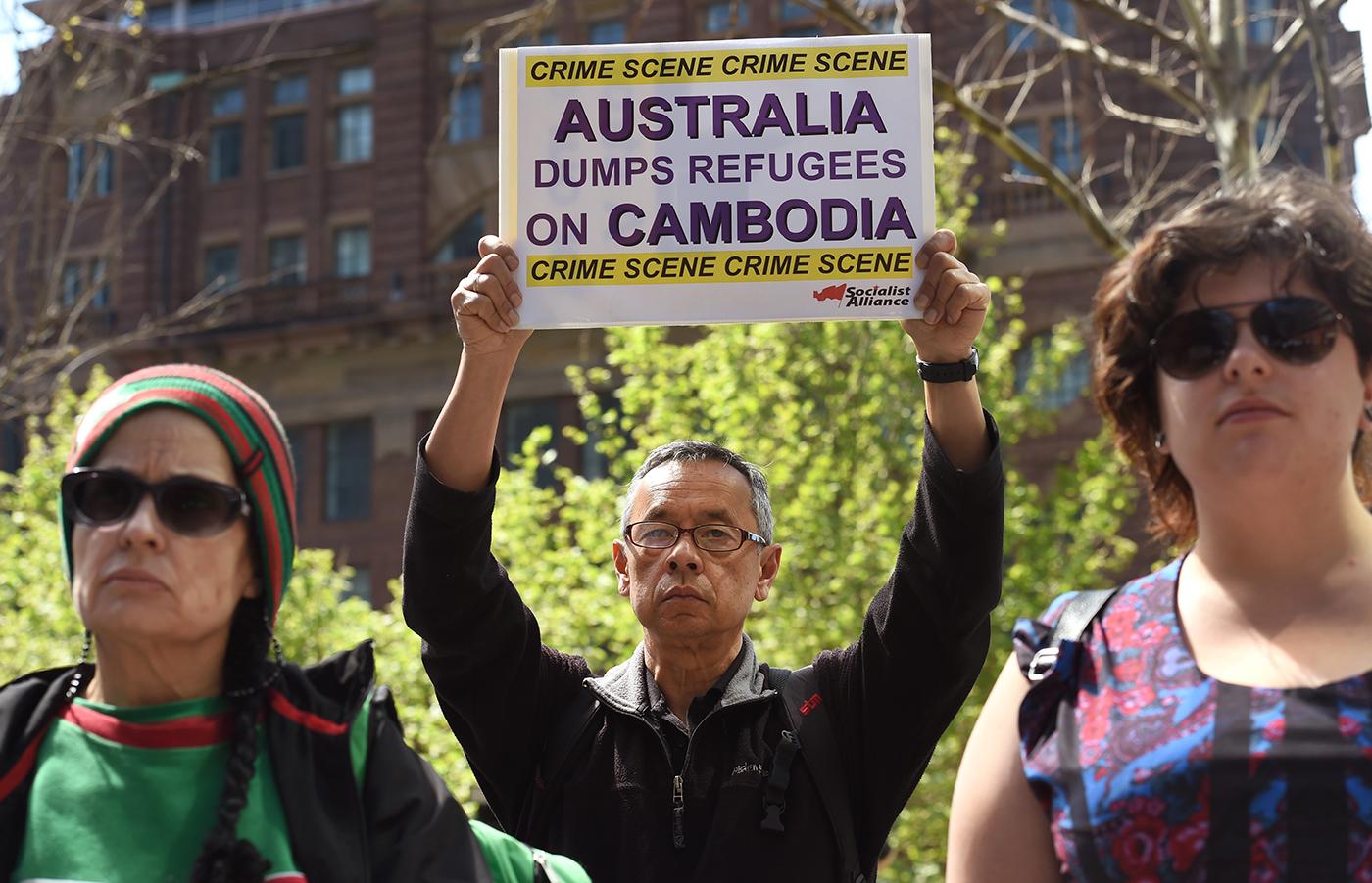 Désaffection des réfugiés réinstallés par l'Australie au Cambodge